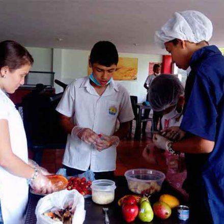 Máster chef aranguista grado 7-3